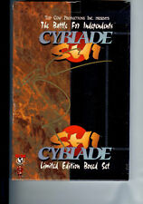 TOP COW CYBLADE SHI BATTLE FOR THE INDEPENDENTS BOX SET