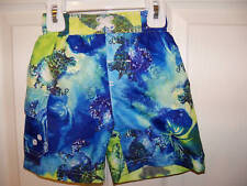 OKIE DOKIE UPF 50 Sea Turtle Swim Trunks 18 Month NWT