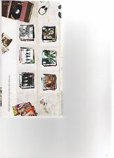 2007 ROYAL MAIL PRESENTATION PACK THE BEATLES INCLUDING MINI SHEET