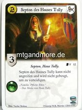 A Game of Thrones LCG - 1x Septon des Hauses Tully  #012 - Herren des Winters