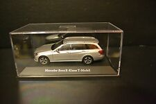Mercedes E-class T-model S212 dealer edition diecast vehicle in scale 1/43
