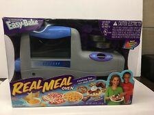 2005 HASBRO EASY BAKE REAL MEAL OVEN - NEW in SEALED BOX - free shipping