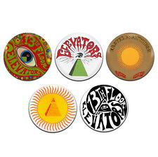 5x 13th Floor Elevators Band Psychedelic Rock 25mm / 1 Inch D Pin Button Badges