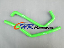 Silicone radiator hose for ATV Quad Yamaha Raptor YFM 700 R 2006-2013 GREEN