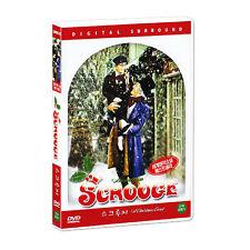 Scrooge, A Christmas Carol (1951) Brian Desmond Hurst, Alastair Sim / DVD, NEW