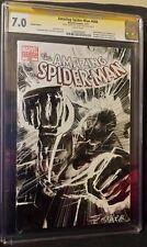 Amazing Spider-Man #648 CGC SS 7.0 Shocker Sketch & Signature by Stuart Sayger