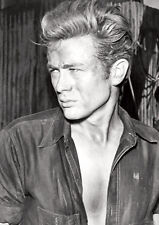 James Dean as Jett Rink in Giant BW Poster