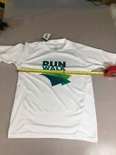 Borah Teamwear Mens Size Medium M Run Running Tech Shirt (6910-168)