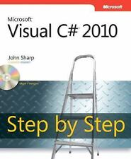 Microsoft Visual C# 2010 Step by Step, Sharp, John