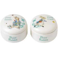 Beatrix Potter A25866 Peter Rabbit Tooth and Curl Box