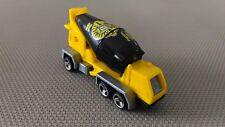Camion Miniature Majorette « Oshkosh Cement Mixer 2001» 1/64 Très Bon Etat.