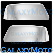 15-16 Cadillac Escalade+ESV Triple Chrome Plated Mirror Cover 2016 GM One Set