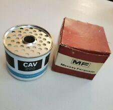 Vintage New Old Stock Massey Ferguson Fuel Filter 1 1049939m91 Original Box