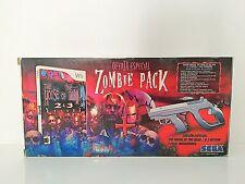 Pistola Gun Nintendo Wii Edición Zombie Pack