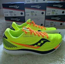 In Hand Men's Saucony Endorphin Speed VIZIPRO Running Shoes Sz 10 S20597-65