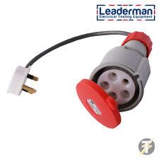 MARTEN ® 415V 32A 4 Pin Adattatore per i test Pat 3 fase 32a 4 pin spina di IEC