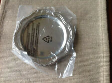 """American Girl Samantha's Holiday Party metal tray silver NEW 18"""" doll fancy"""