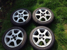OZ Racing 4 Car Wheels with Tyres