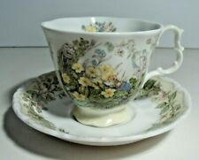 Royal Doulton Brambly Hedge, Cup & Saucer, Spring