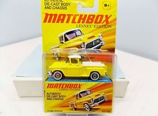 Matchbox Lesney Edition '57 GMC Stepside Pick-up Truck - Yellow - AWESOME