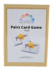 Pairs Card Game-Tools, Dementia/Alzheimer's Activities With Men In Mind
