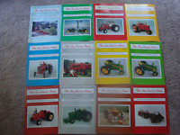 """Lot of """"The Toy Tractor Times"""" mag. January-December 1994  12 issues"""