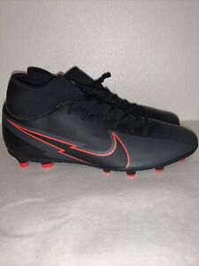 Nike Mercurial High Soccer Cleat Boot Shoe  Size 9.5 Rare New AT7949-060🔥