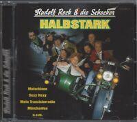 RUDOLF ROCK & DIE SCHOCKER / HALBSTARK - CD 1998