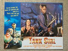 TANK GIRL Original SCI-FI Lobby Card3 LORI PETTY NAOMI WATTS JAMIE HEWLETT ICE-T