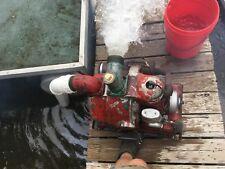 Vintage Homelite Gas Powered Water Pump