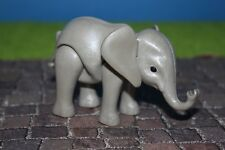 Playmobil Animales Elefantes Bebé Nueva Versión Zoo Jardín Zoológico