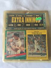 Extra Innings Baseball Cards In Original Unopened Package 60 Cards