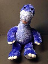 Brontosaurus dino Build A Bear babw dinosaur Plush bab Brachiosaurus blue