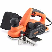 VonHaus 900W Electric Rebate Power Planer with 82 X 3mm Planing Width