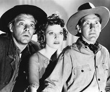 Burgess Meredith, Lon Chaney Jr. & Betty Field photo - B2951 - Of Mice and Men