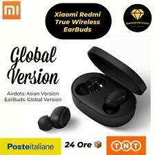 🔝 Xiaomi AirDots Mi True Wireless EarBuds Basic Auricolari Cuffie Bluetooth 5.0