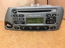 Ford Ka 6000cd RDS CD Player Voiture Radio Stéréo + code in Liquid Sage couleur