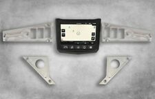 2017 Polaris XP1000 Ride Command 2 piece Dash Panel Set CNC Aluminum