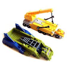 Original Transformers Generation 2 Minicon camiones conjuntos Raro (alrededor de principios 90's)
