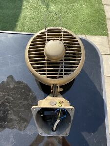 Vintage GEC Wall Fan Heater