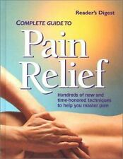 Complete Guide to Pain Relief