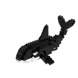 Nanoblocks Killer Whale