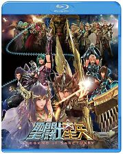 SAINT SEIYA LEGEND of SANCTUARY Blu-ray Japan English Subtitles F/S