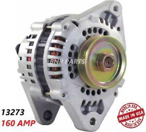 160 Amp 13273 Alternator fits Nissan 240sx 2.4L 89-94 High Output Performance HD