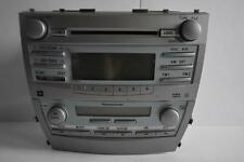 2007-2009 TOYOTA CAMRY JBL RADIO STEREO 6 DISC CHANGER WMA MP3 CD PLAYER 51822