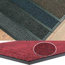 Heavy Duty Rubber Mat PVC Edge Door Entrance Barrier Dust Large Rug Runner Offic