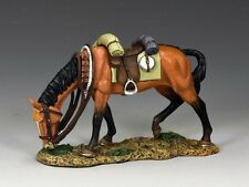 King & Country Soldiers AL045 World War I Standing Horse No 1 Collectible 1/30