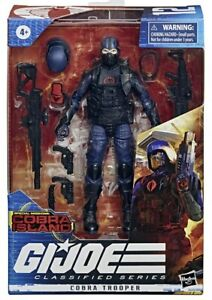 G.I. Joe Classified COBRA ISLAND TROOPER Figure Target Exclusive - IN HANDS