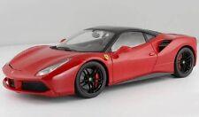 Bburago 1:18 Ferrari 488 GTB Signature Diecast Model Racing Car NEW IN BOX