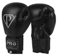 New listing Pro Boxing Gloves Training 16 Oz Bag Gloves Sparring Gloves Hook & Loop Design